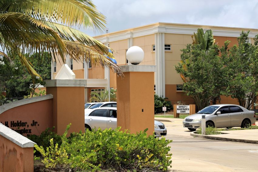 Magistrates' Courts At Eric Holder Jr. Complex Reopened