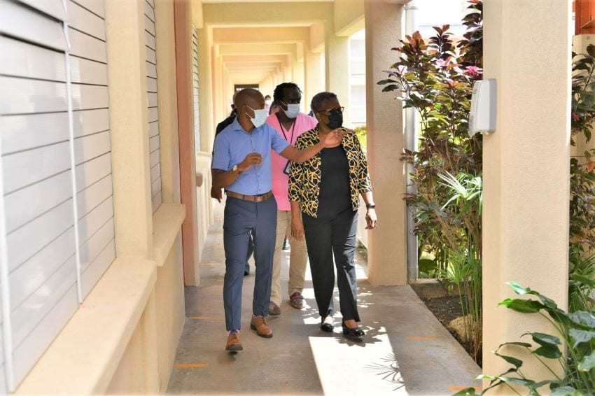 Blackman & Gollop Handed Over To Education Ministry