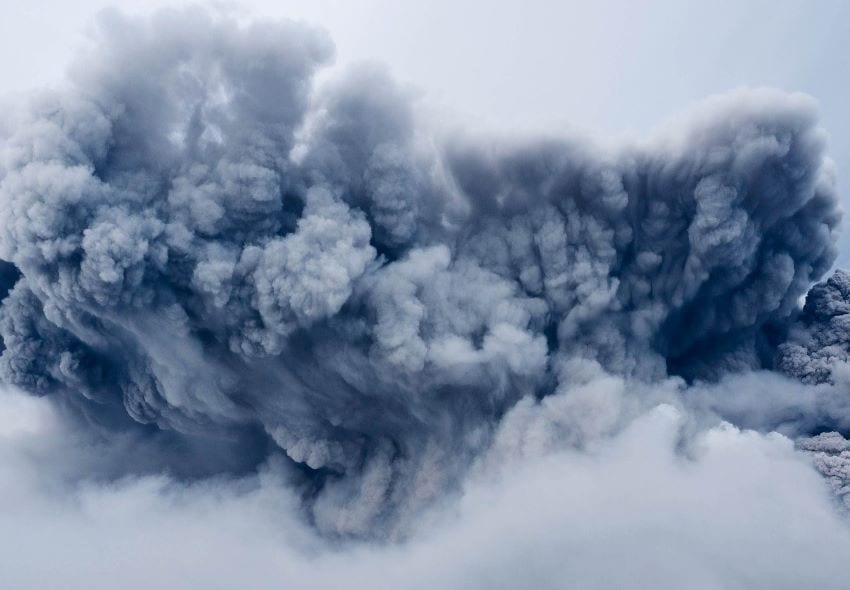 The Health Hazards Of Volcanic Ash Package