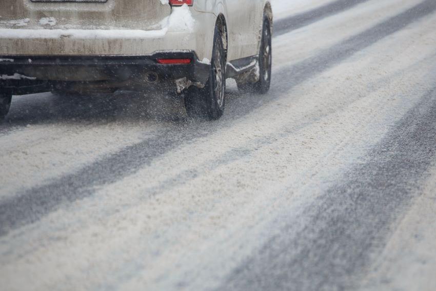 Slow Down: Speeding Motorists Hamper Cleanup Efforts