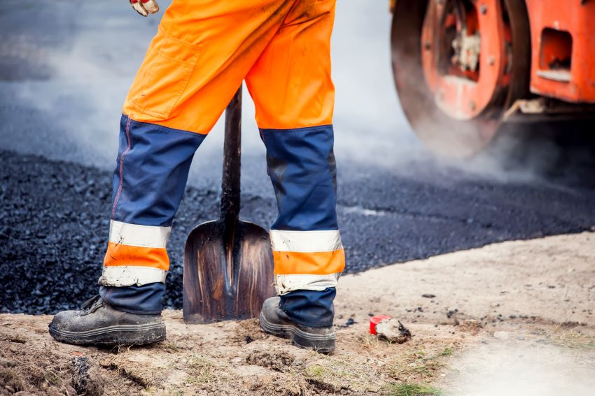 Road Paving In St. James From Tomorrow