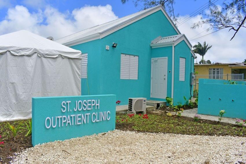 St. Joseph Outpatient Clinic Re-Opens
