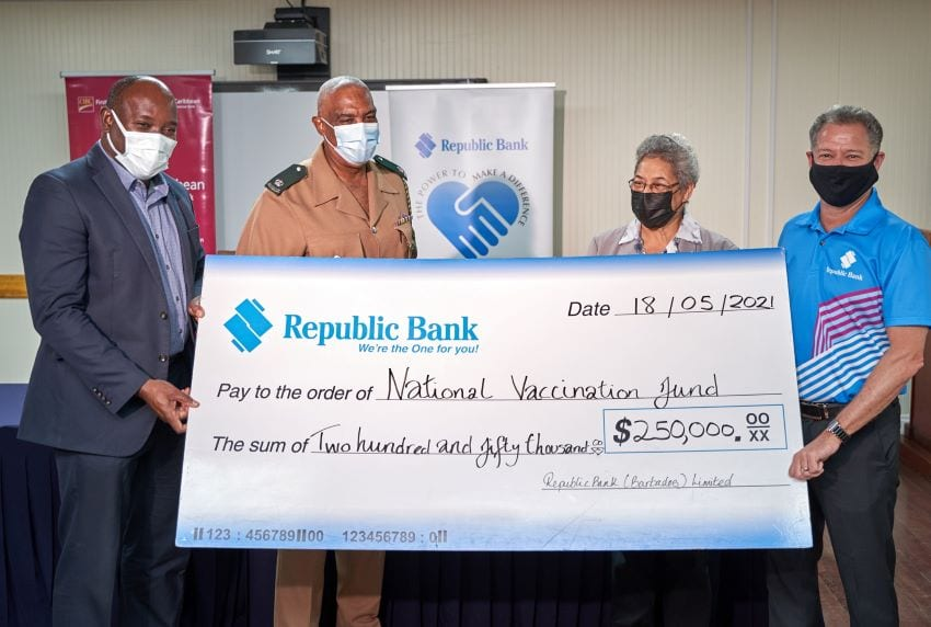 National Vaccine Fund Over $10M