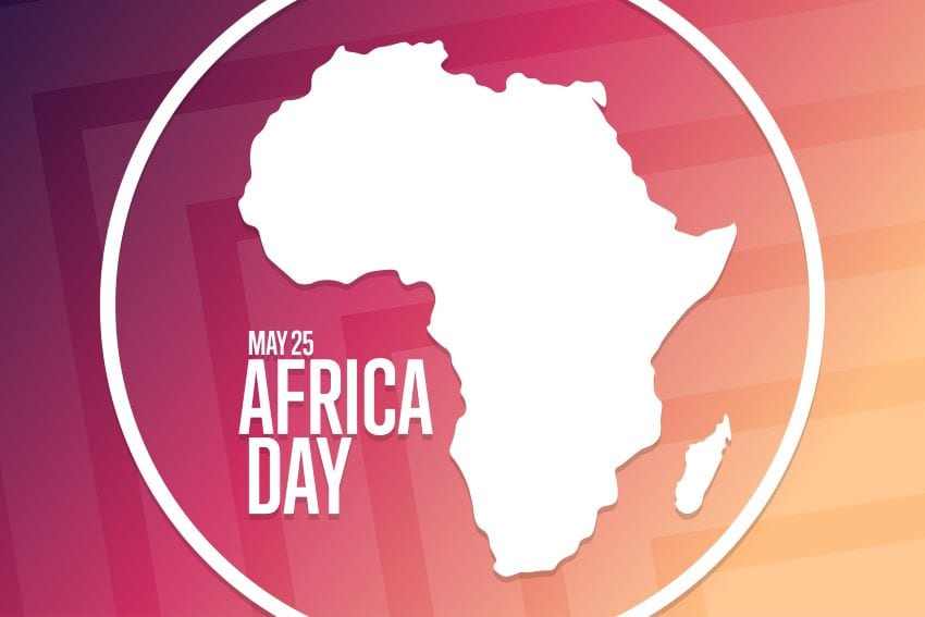 Message In Celebration Of Africa Day