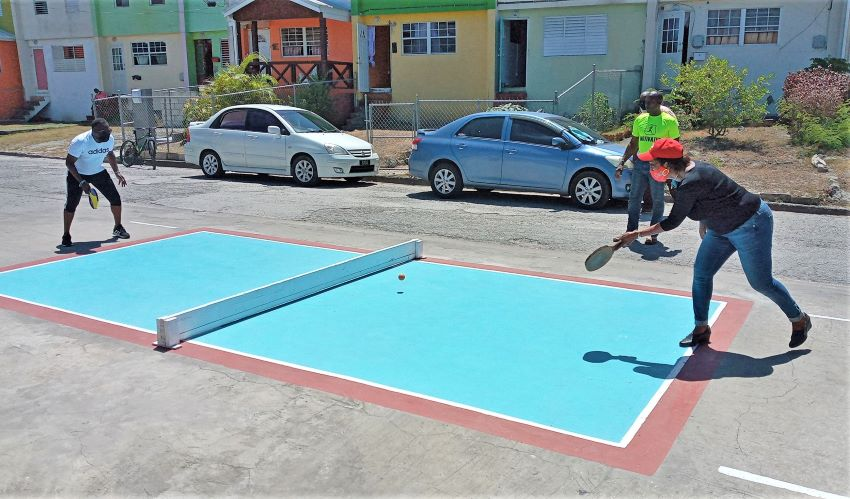 Plans To Take Road Tennis To The World