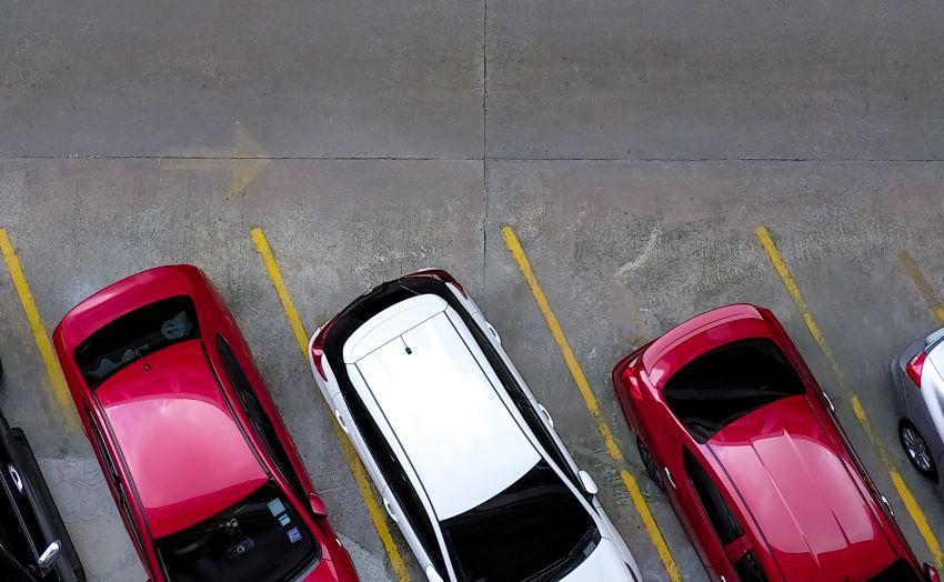 Limited Parking On NPC Compound