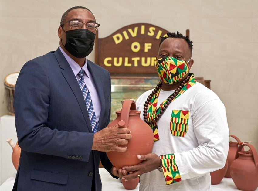 Africa Day Online Competitors Awarded