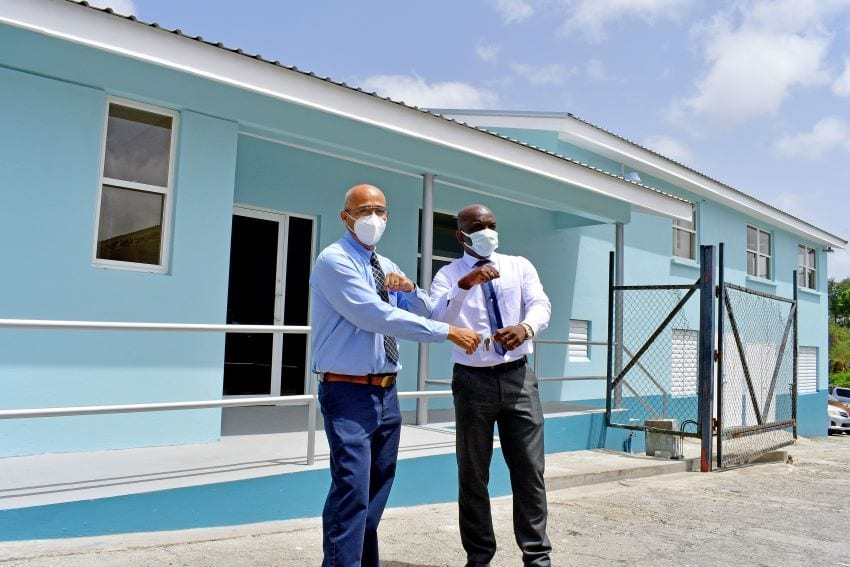 Second Building Completed Under Rejuvenation Programme