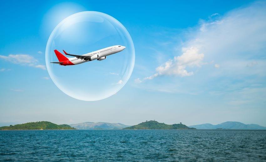 Travel Bubble No Longer In Effect