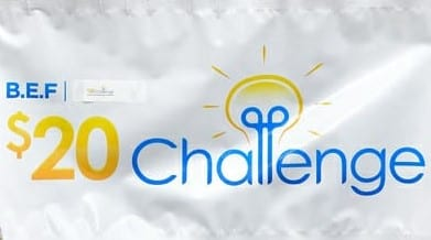 Ninth Cohort Of $20 Challenge Launched