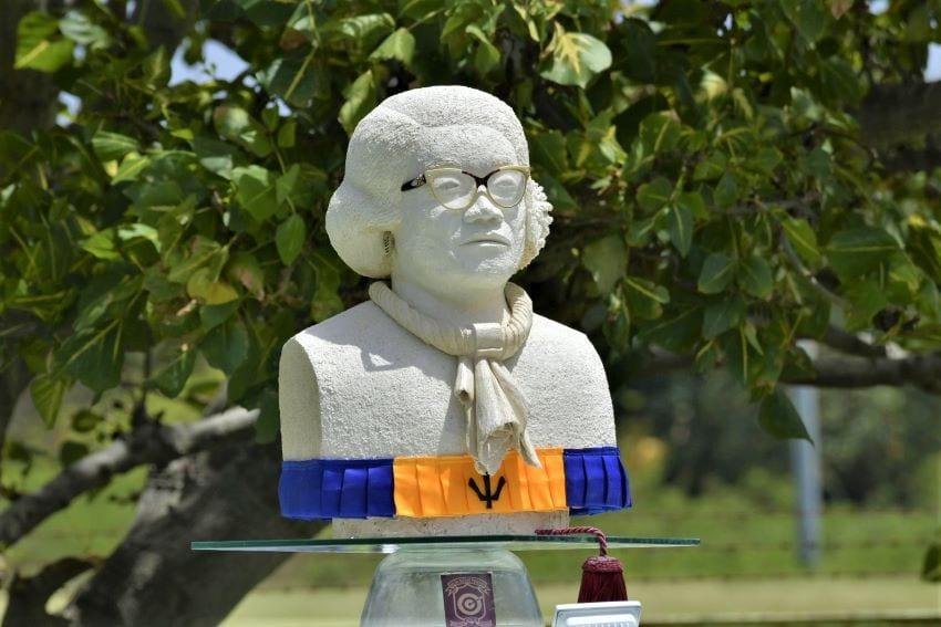 Bust Unveiled In Honour Of Late Hilda Skeene