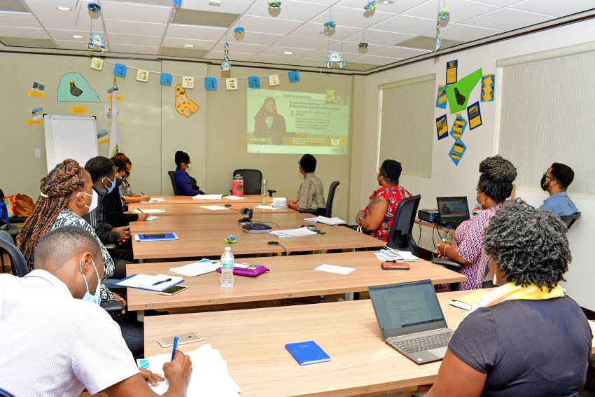 Training Provided For Immigration Officers