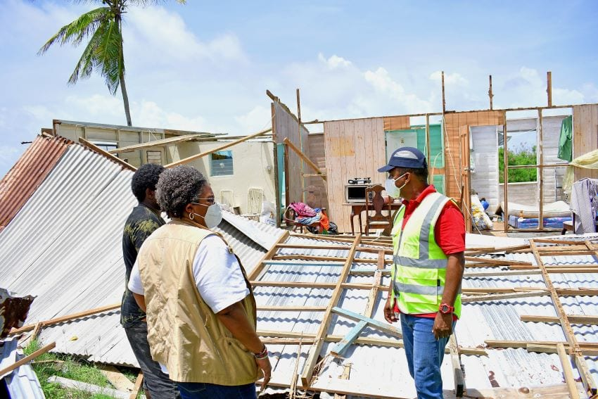 Rebuilding Of Houses To Get Under Way In 48 Hours