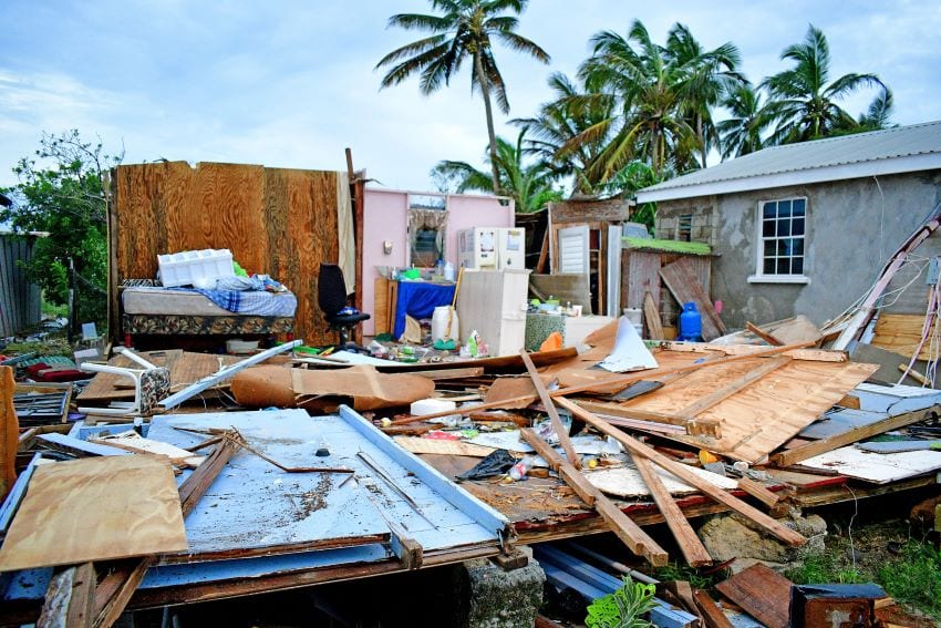 Government Focused On Rebuilding Destroyed Homes