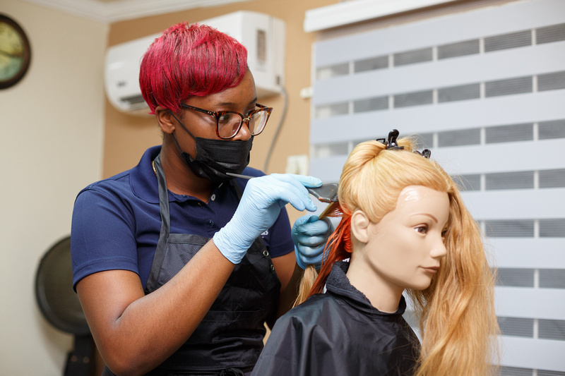 Barbados Takes Part In Virtual Hairdressing Competition