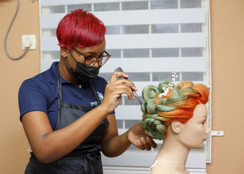 Smooth Start For WorldSkills Hairdressing Competition