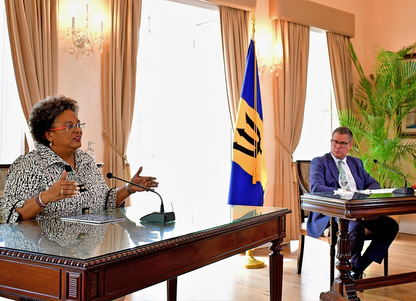 Barbados Settled On Its Updated NDCs