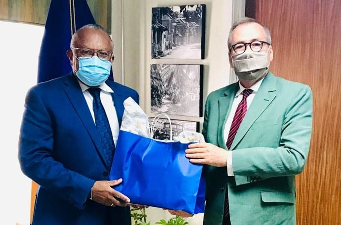 France Keen On Boosting Relations With Barbados