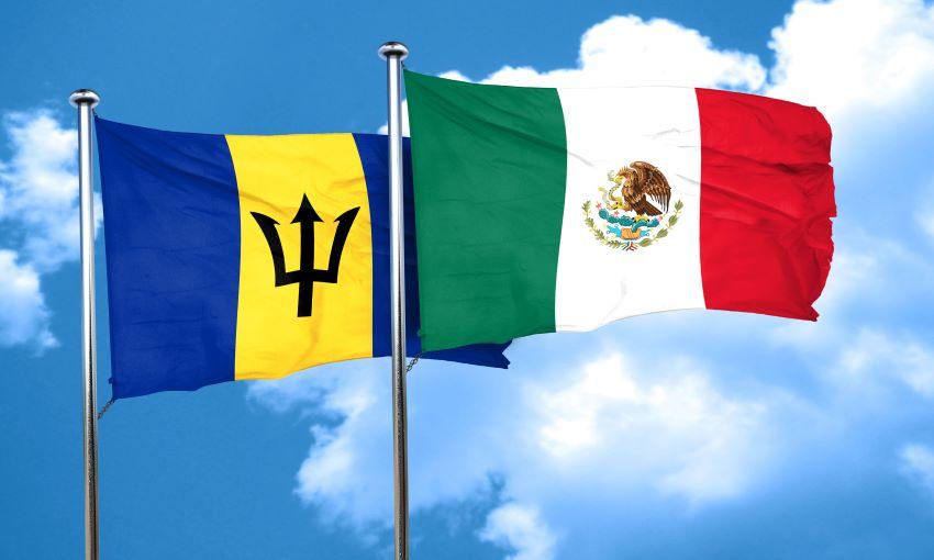 Barbados Bids Farewell To Mexico's Ambassador