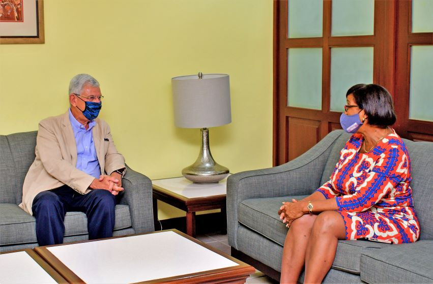 Historic Visit By UN General Assembly President