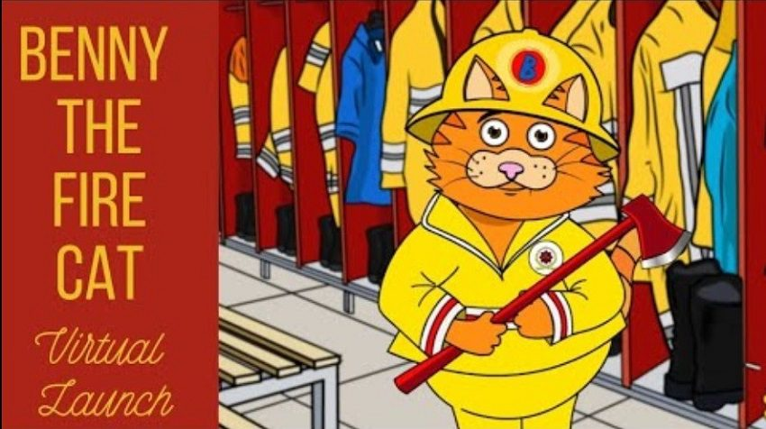 Benny The Fire Cat Initiative Launched