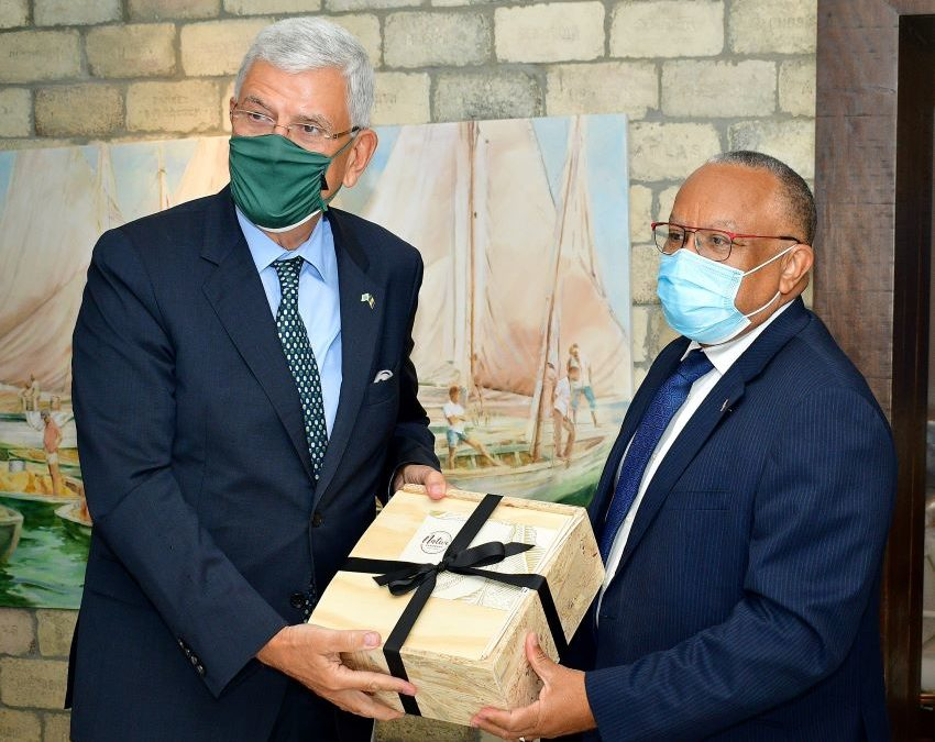 Barbados Seeking To Strengthen UN Relations