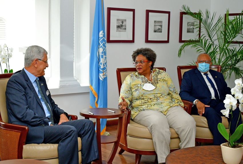 Prime Minister: United Nations Is An Ally For SIDS
