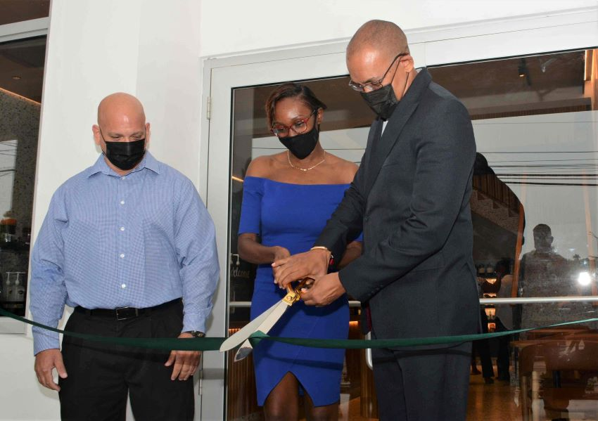 Minister Kerrie Symmonds: Barbados Open For Business