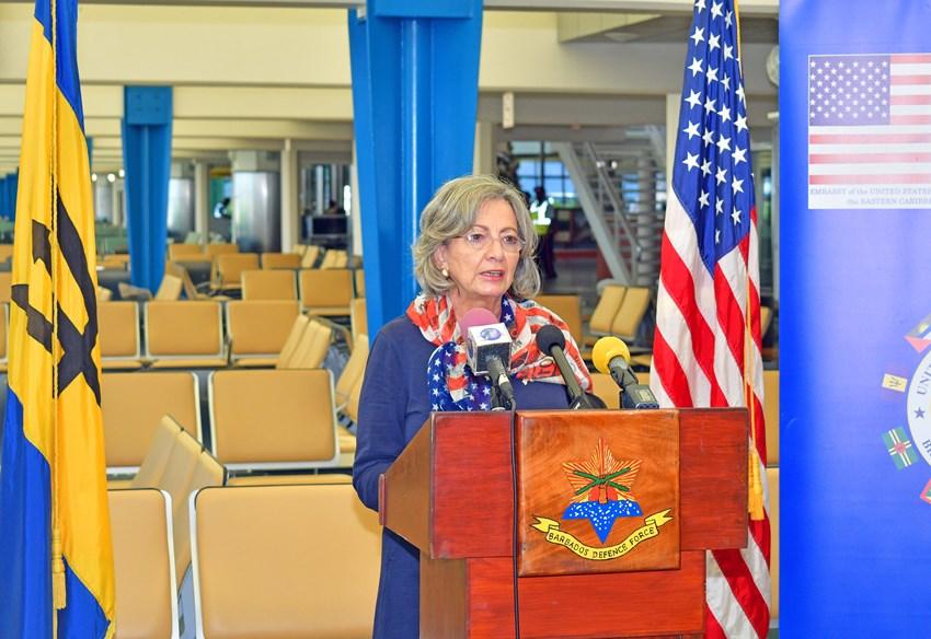 US Ambassador: No One Is Safe Until Everyone Is Safe