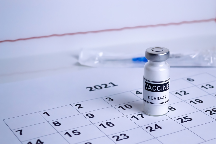 Vaccination Schedule August 29 To September 3