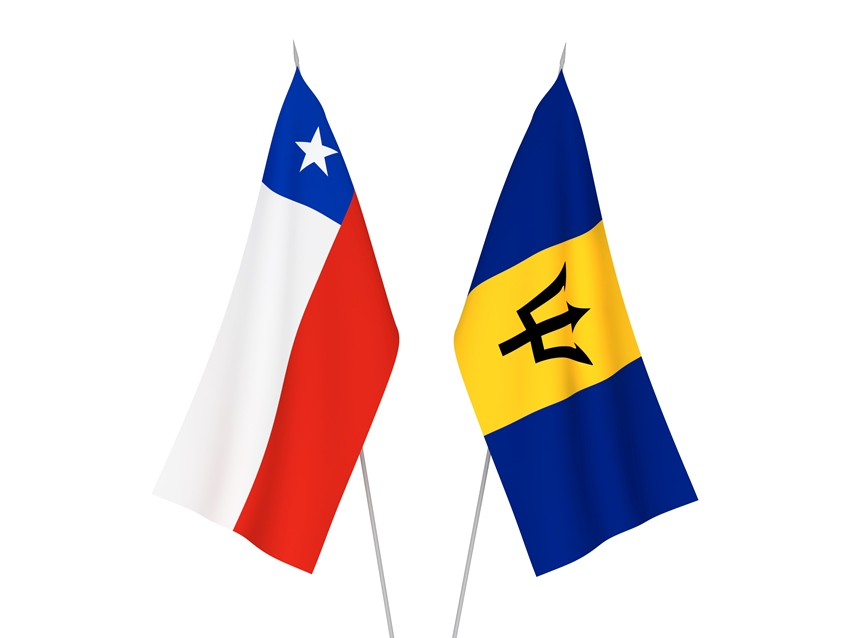 New Honorary Consul For The Republic Of Chile To Barbados