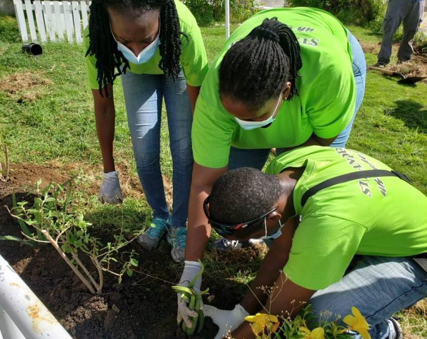 St. Andrew PIC Concludes Community Service Project