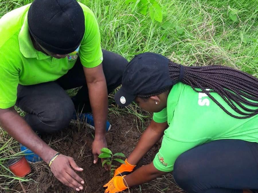 St. Peter PIC Community Service Project A Success