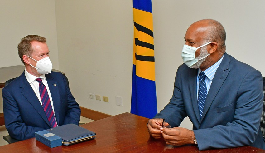 AG Marshall Lauds Interpol's Presence In The Region