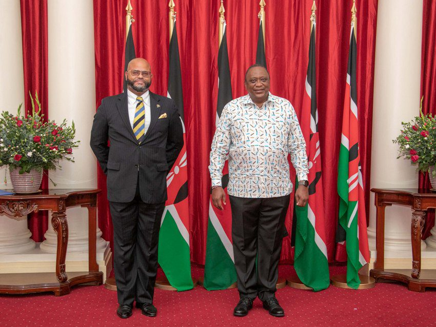 Barbados' First High Commissioner To Kenya Accredited