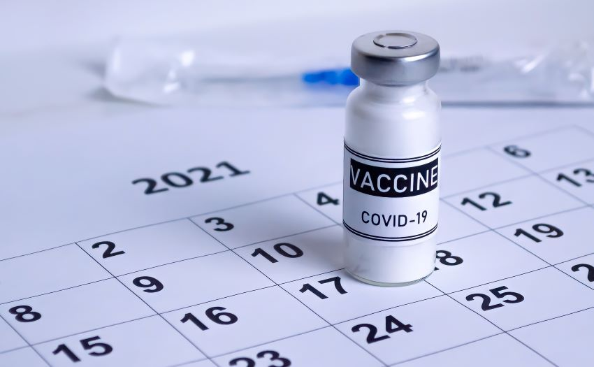 Vaccination Schedule For September 26