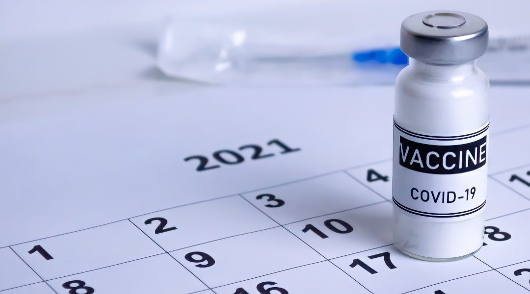 Vaccination Schedule For September 22 – 25