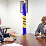 Attorney General Praises US Government's Partnership