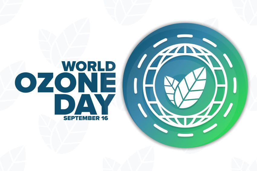 Message To Mark World Ozone Day