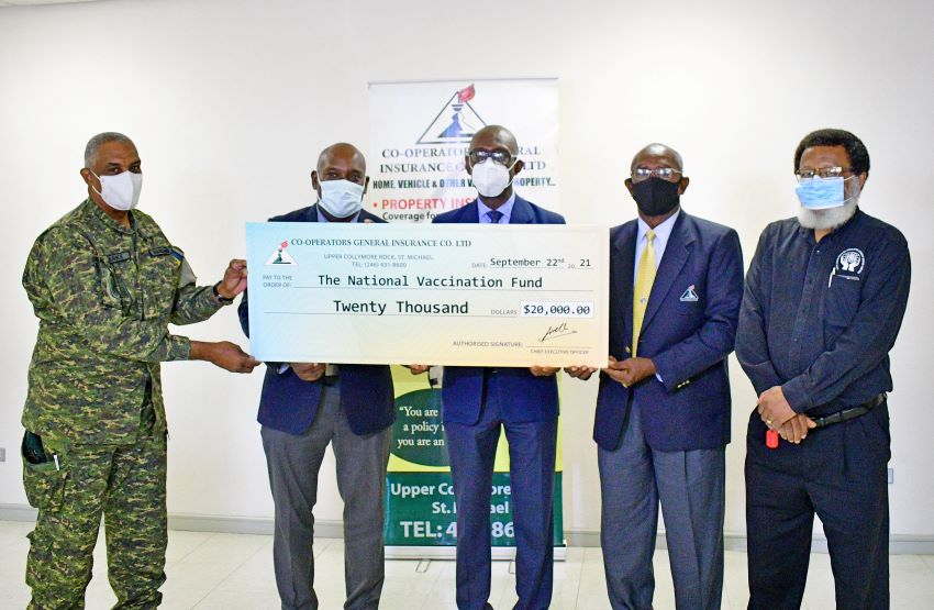 National Vaccination Fund Receives $20,000