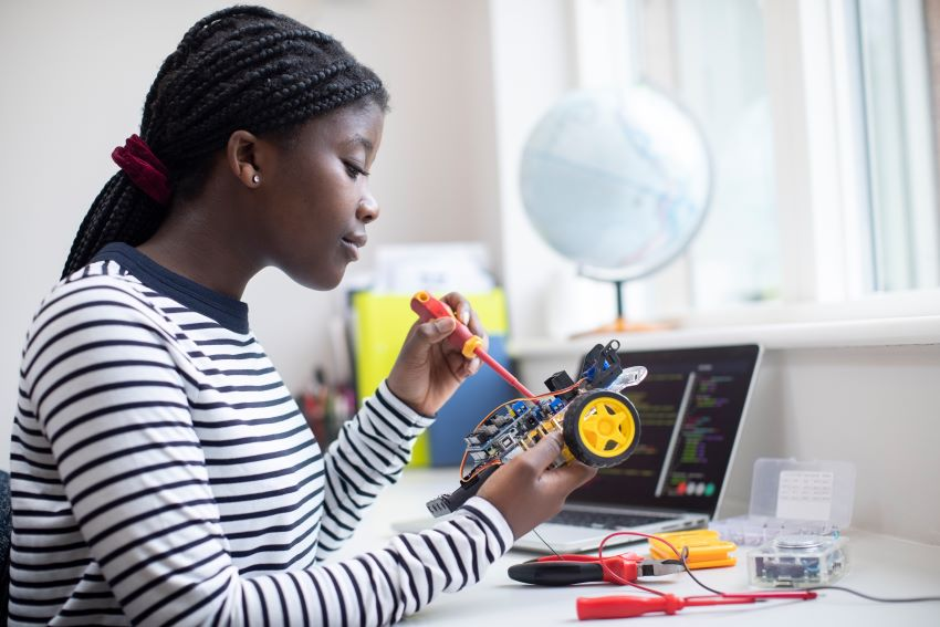 Coding & Robotics At All Levels Of Education System