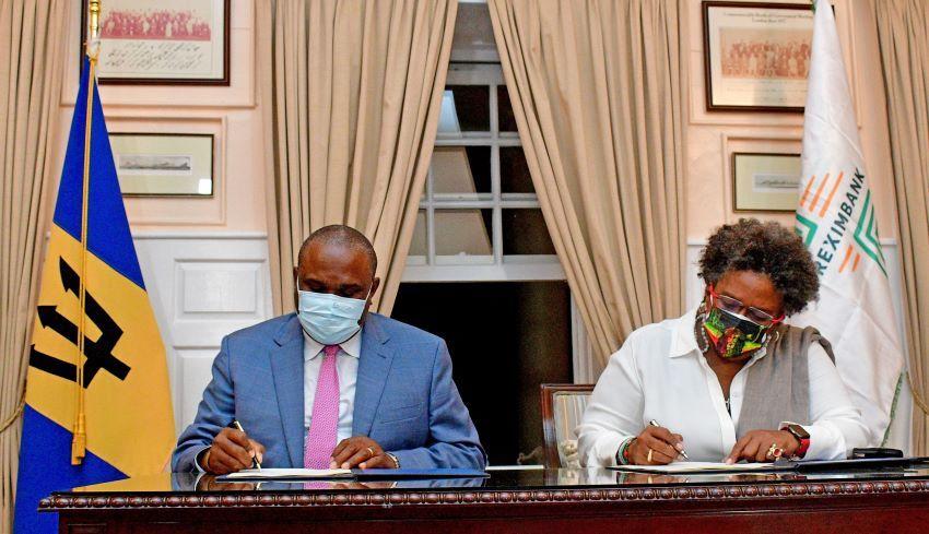 Afreximbank & Barbados Seeking To Boost Trade Ties