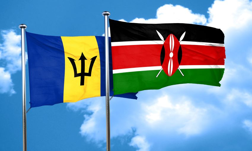 Barbados & Kenya Building A Strategic Alliance