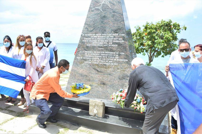Cubana Air Disaster Remembered