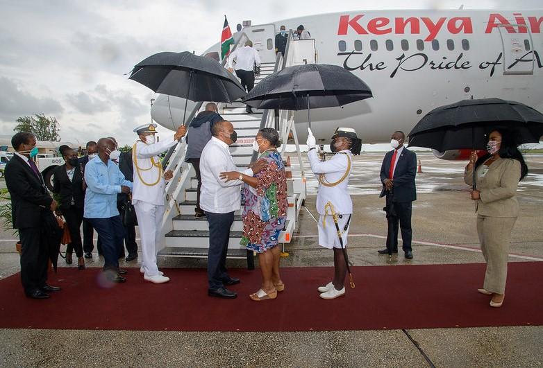 Barbados & Kenya Strengthening Relations