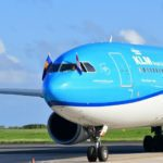 KLM Inaugural Flight Lands To Much Fanfare